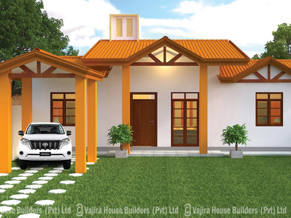 Srilanka house roof design images for Home landscape design sri lanka