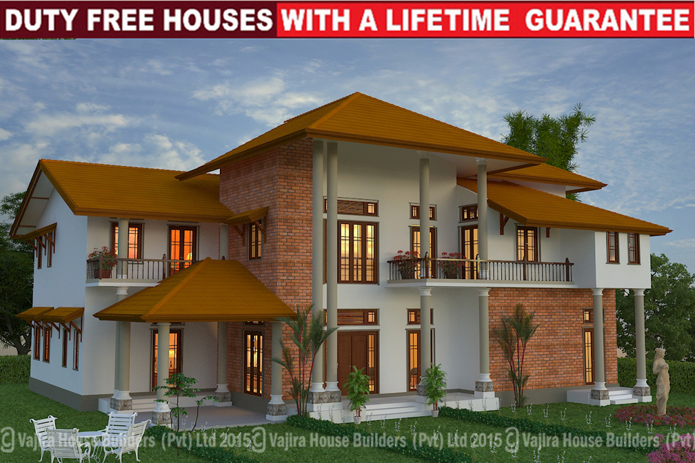 Vajira house builders joy studio design gallery best for Vajira house home plan