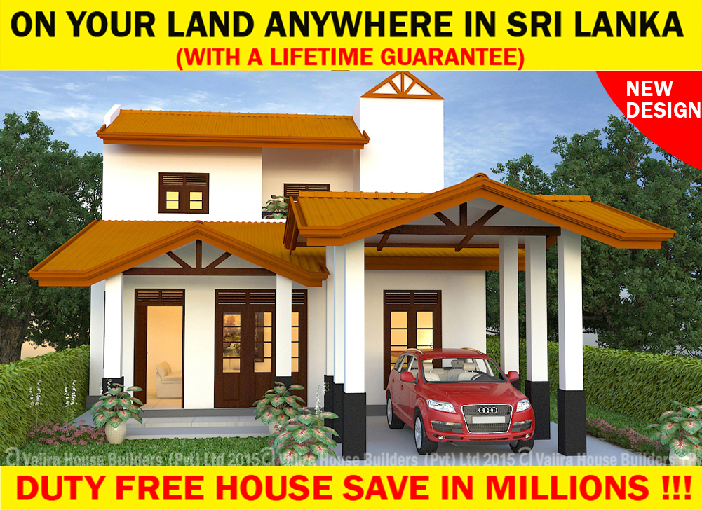 Ts 149 vajira house builders private limited best for Vajira house style
