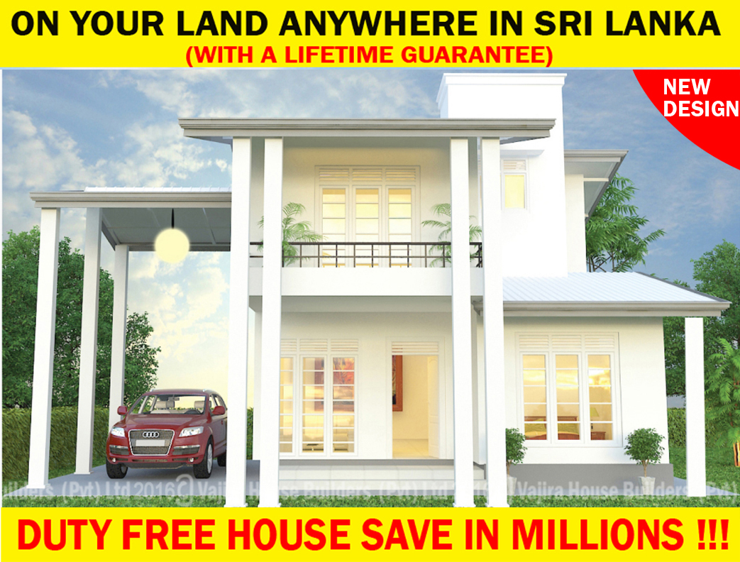 two_storey | Vajira House Builders (Private) Limited | Best House ...