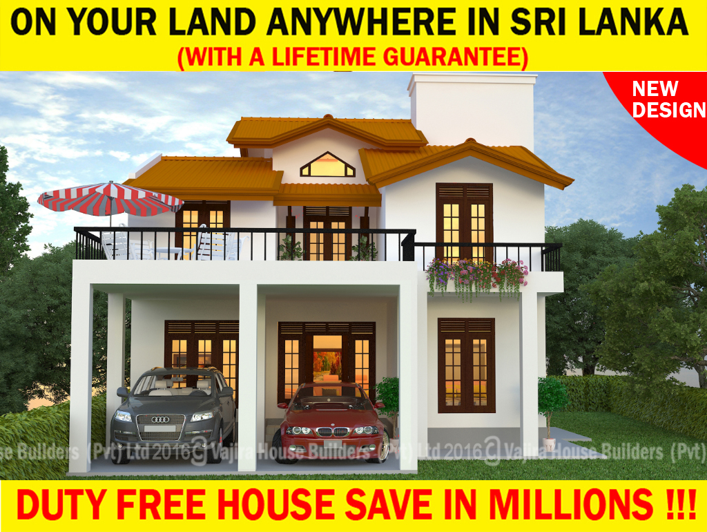 Vajira House Builders Prices Zion Star Zion Star