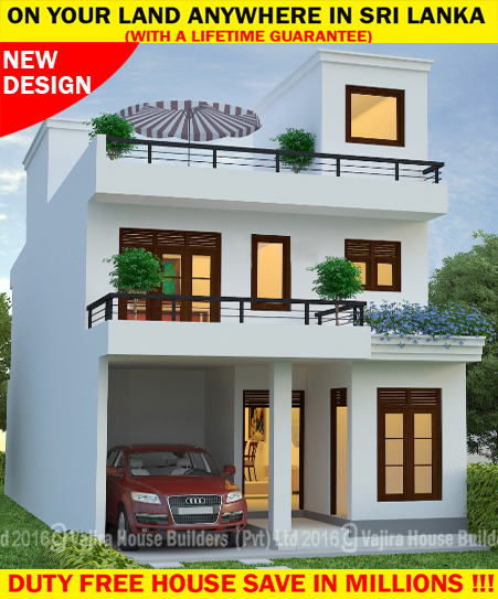 Vajira House Builders Sri Lanka
