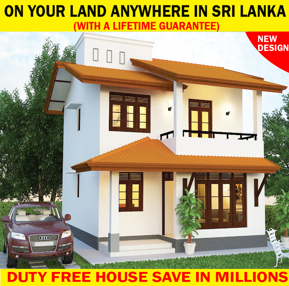 House plans with price in sri lanka for Modern house plans designs in sri lanka