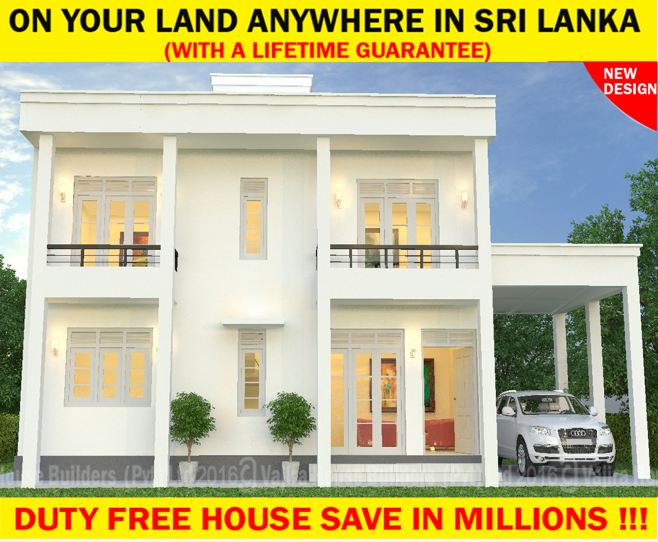 Ts 217 vajira house builders private limited best for Vajira house designs with price