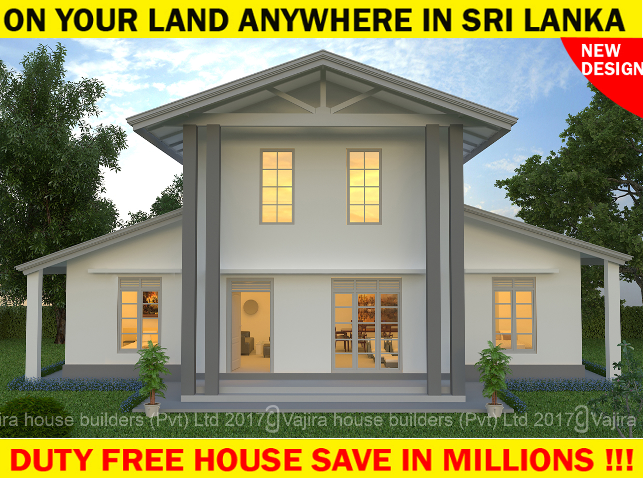 Ss 141 vajira house builders private limited best for Architecture sri lanka home designs