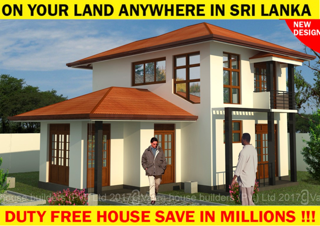 Free House Plans Sri Lanka