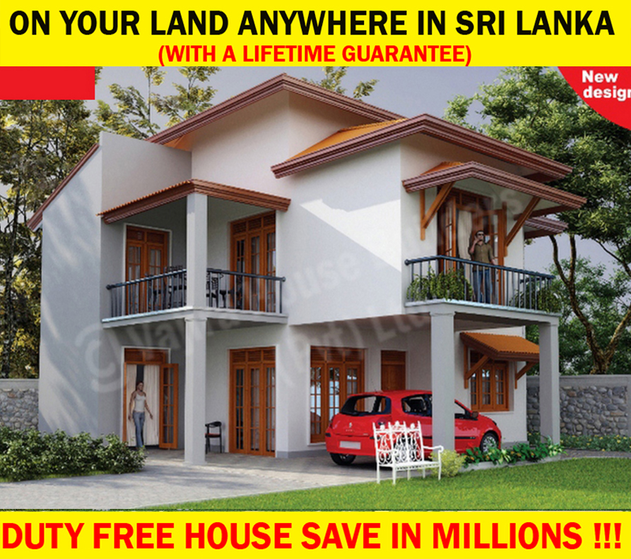 TS48 House Plans D Single Sri Lanka on 3d house floor plans with swimming pool, 3d modern house blueprints, 3d house design in philippines, 3d view of my house, 3d home house design ideas, 3d house plans kenya,