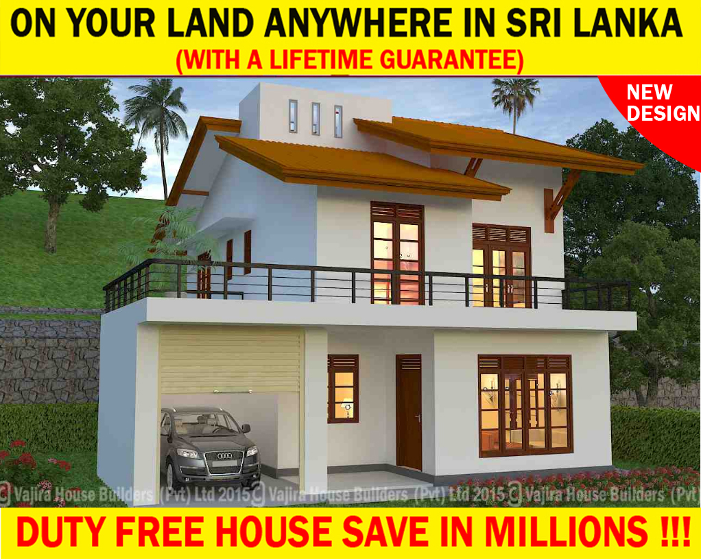 TS118 | Vajira House | Best House Builders Sri Lanka ...