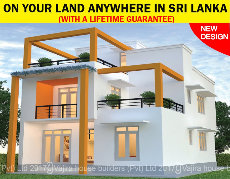 Two Story House House Plans In Sri Lanka With Prices