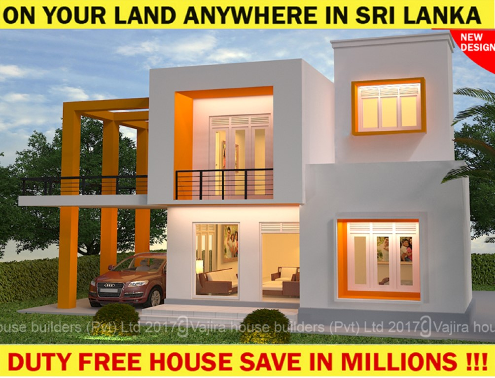 Sl 6 new 2 vajira house builders private limited for New home designs and prices