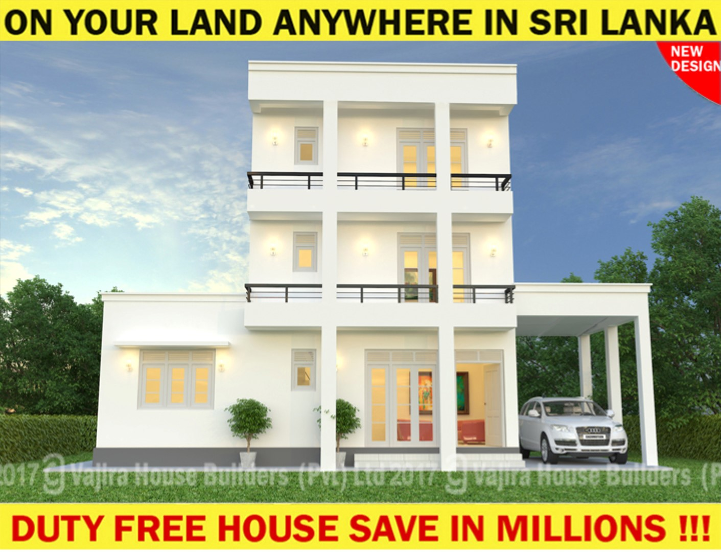 two_storey | Vajira House Builders (Private) Limited | Best