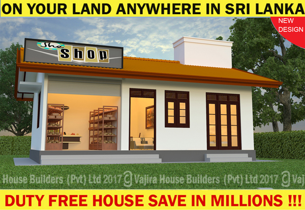 Shop House Vajira House Builders Private Limited