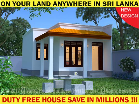 Singlestorey Vajira House Builders Private Limited