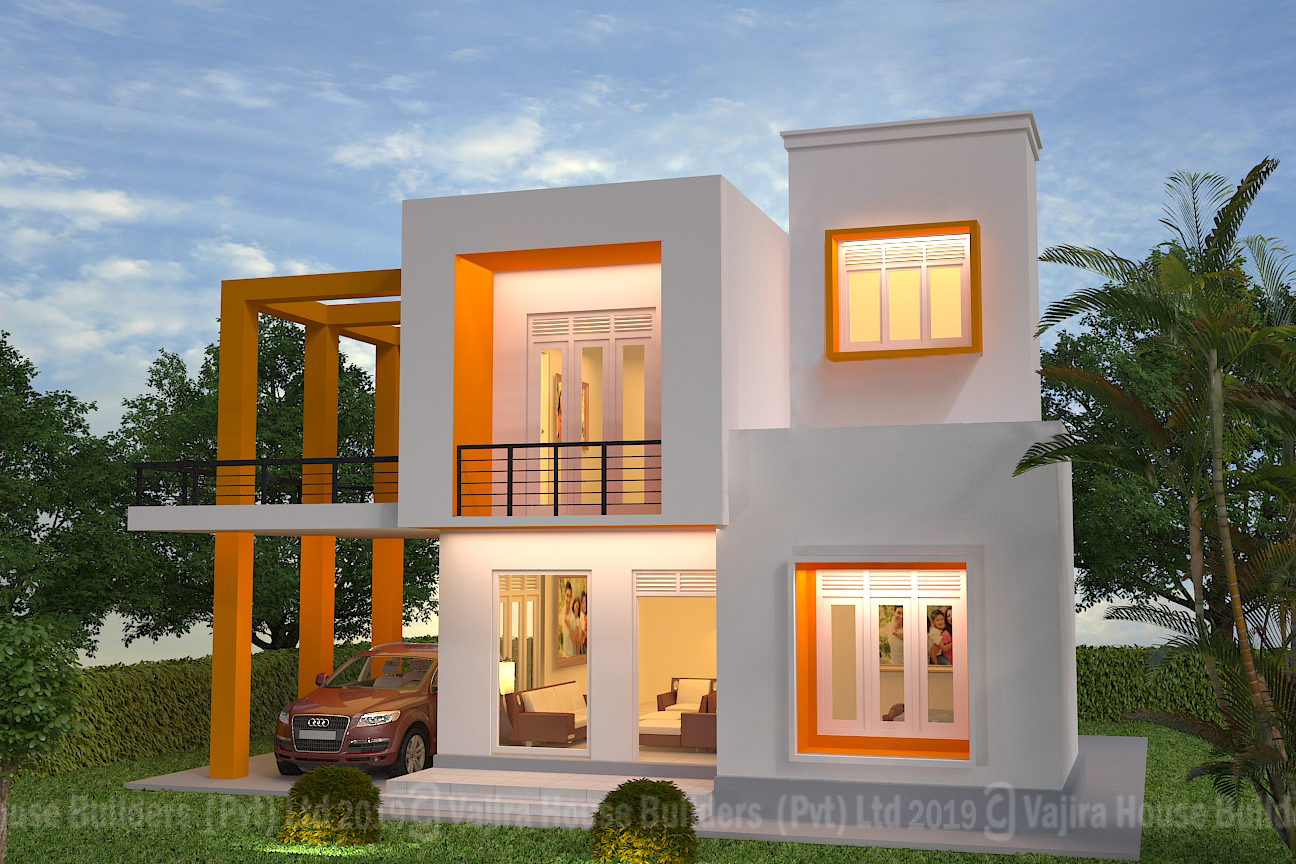 Twostorey Vajira House Builders Private Limited Best